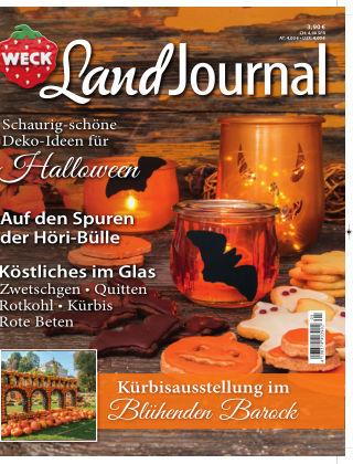 WECK LandJournal Nr. 5/2018
