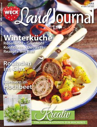 WECK LandJournal Nr. 1/2019