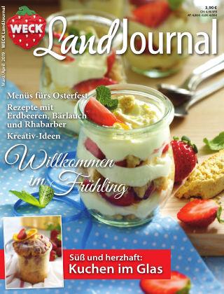 WECK LandJournal Nr. 2/2019
