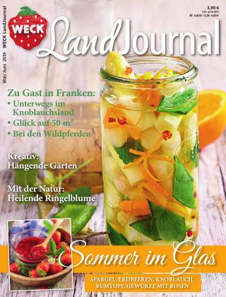 WECK LandJournal Nr. 3/2019