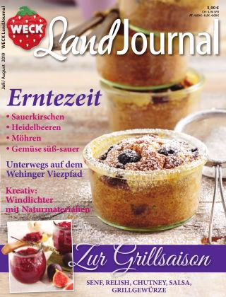 WECK LandJournal Nr. 4/2019