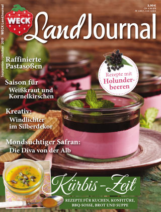 WECK LandJournal Nr. 5/2019