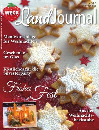 WECK LandJournal Nr. 6/2019