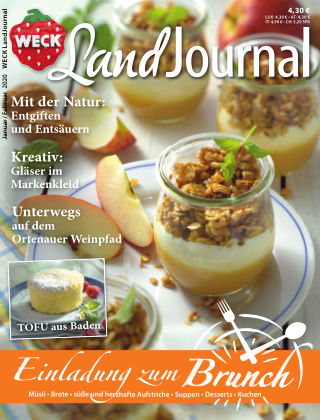 WECK LandJournal Nr. 1/2020