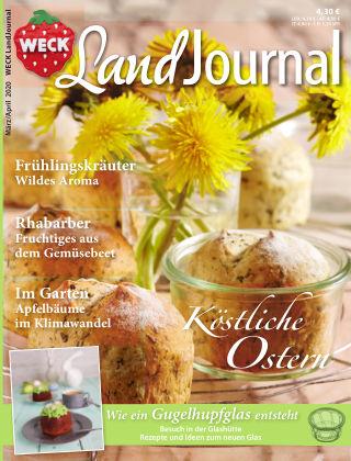 WECK LandJournal Nr. 2/2020