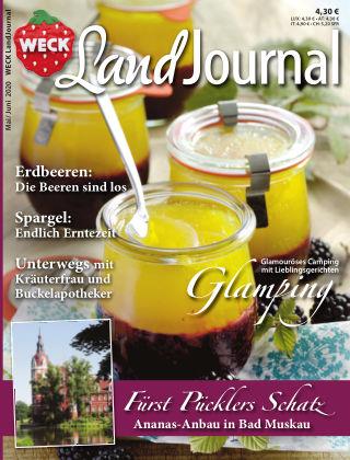 WECK LandJournal Nr. 3/2020