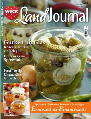 WECK LandJournal Nr. 4/2020