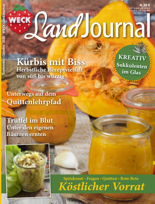 WECK LandJournal Nr. 5/2020