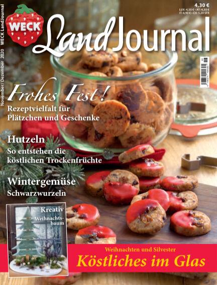 WECK LandJournal November 10, 2020 00:00
