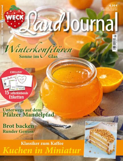 WECK LandJournal January 12, 2021 00:00