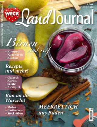 WECK LandJournal Nr. 5/2021