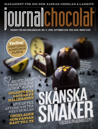Journal Chocolat 2016-03-08
