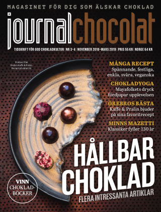 Journal Chocolat 2018-10-05