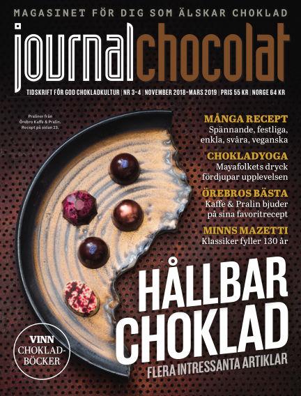 Journal Chocolat October 05, 2018 00:00