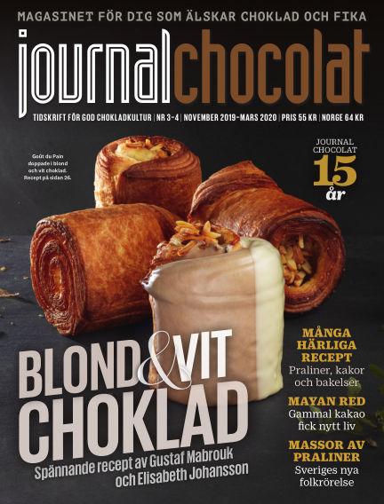 Journal Chocolat October 04, 2019 00:00
