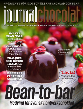 Journal Chocolat 2020-10-09