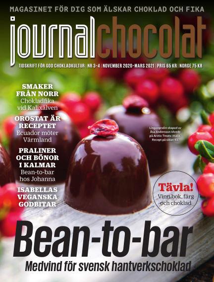 Journal Chocolat October 09, 2020 00:00