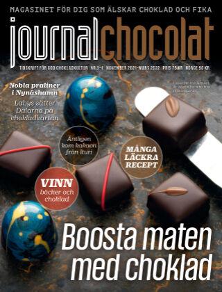 Journal Chocolat 2021-10-08