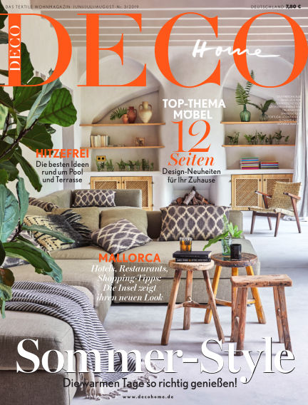 DECO HOME May 23, 2019 00:00