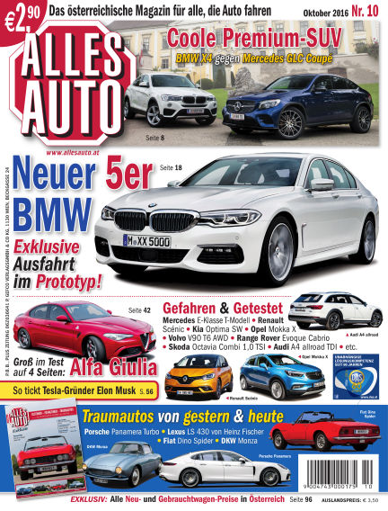 ALLES AUTO September 28, 2016 00:00