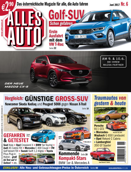ALLES AUTO May 30, 2017 00:00