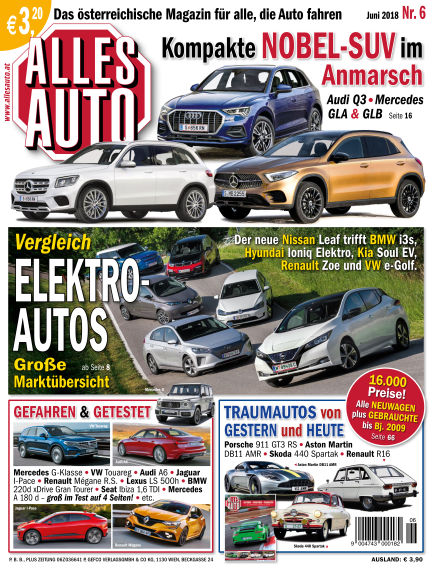 ALLES AUTO May 29, 2018 00:00