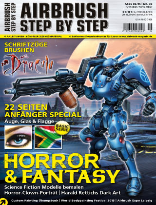 Airbrush Step by Step 06/2015