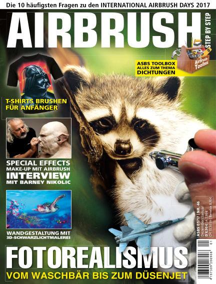 Airbrush Step by Step November 24, 2016 00:00