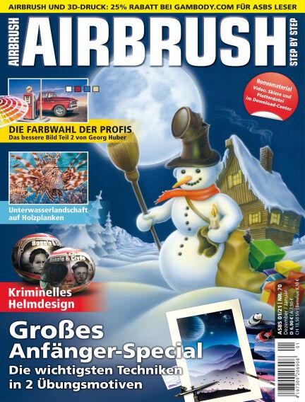Airbrush Step by Step November 26, 2020 00:00