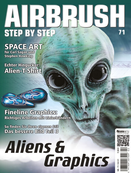 Airbrush Step by Step January 28, 2021 00:00