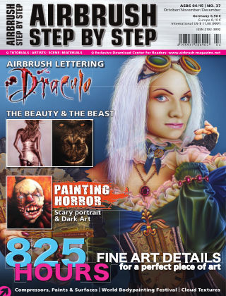 Airbrush Step by Step (english) 04/2015
