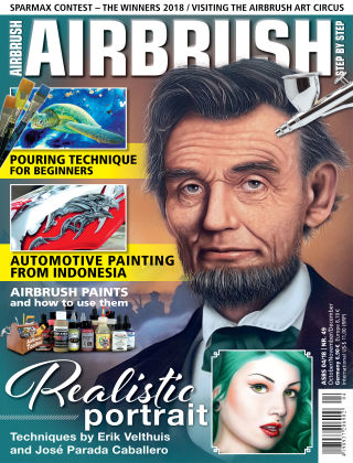 Airbrush Step by Step (english) 04/2018