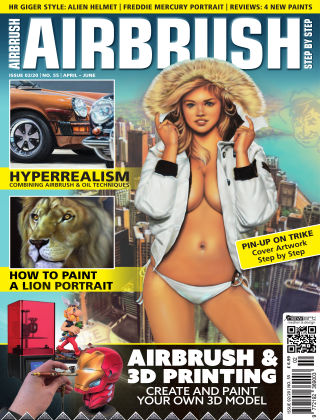 Airbrush Step by Step (english) 02-2020