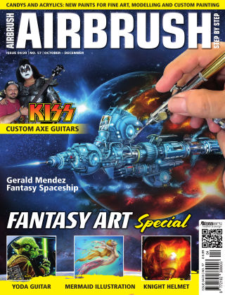 Airbrush Step by Step (english) 04-2020