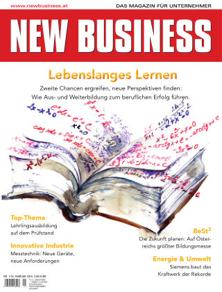 NEW BUSINESS 01/2016