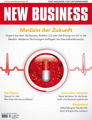 NEW BUSINESS 05/2016