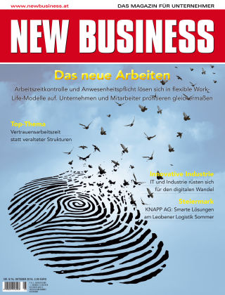 NEW BUSINESS 08/2016