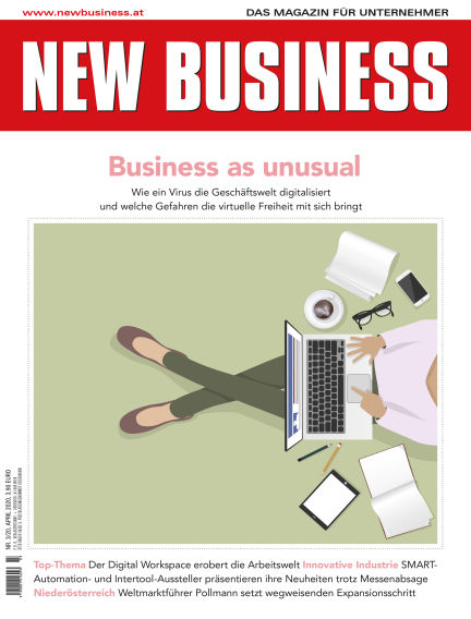 NEW BUSINESS April 08, 2020 00:00