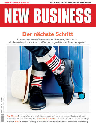 NEW BUSINESS 04/2021