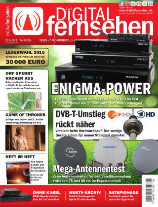 DIGITAL FERNSEHEN 05/2015