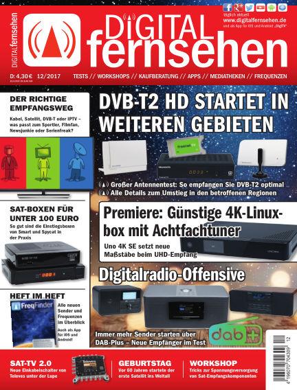 DIGITAL FERNSEHEN November 03, 2017 00:00