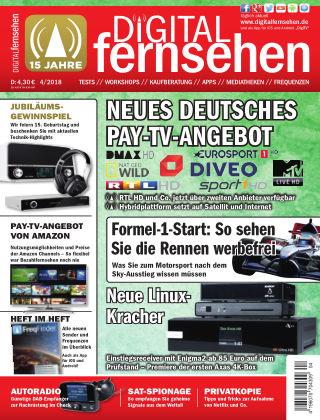 DIGITAL FERNSEHEN 04/2018