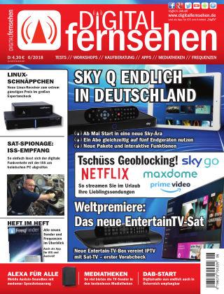DIGITAL FERNSEHEN 06/2018