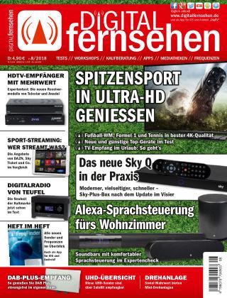 DIGITAL FERNSEHEN 07+08/2018
