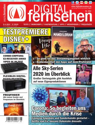DIGITAL FERNSEHEN 05/2020