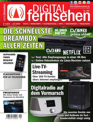 DIGITAL FERNSEHEN 09+10/2020