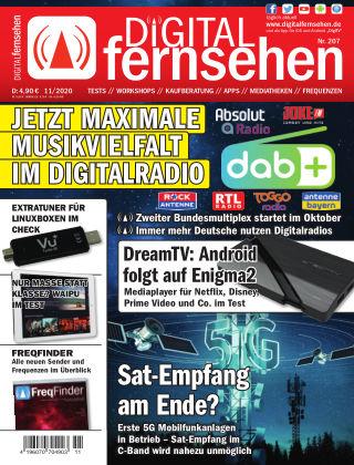 DIGITAL FERNSEHEN 11/2020
