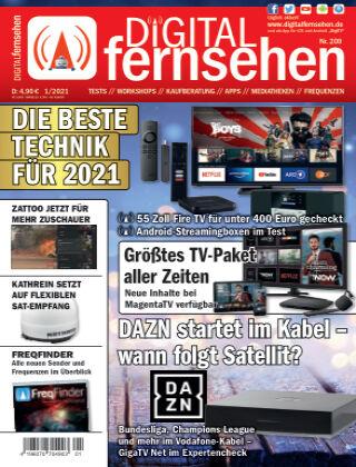DIGITAL FERNSEHEN 01/2021