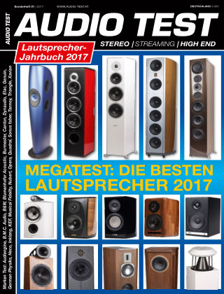 AUDIO TEST Jahrbuch 2017