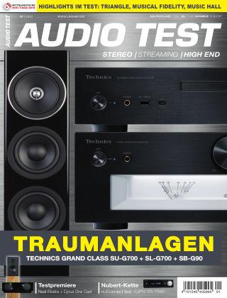 AUDIO TEST 01/2020